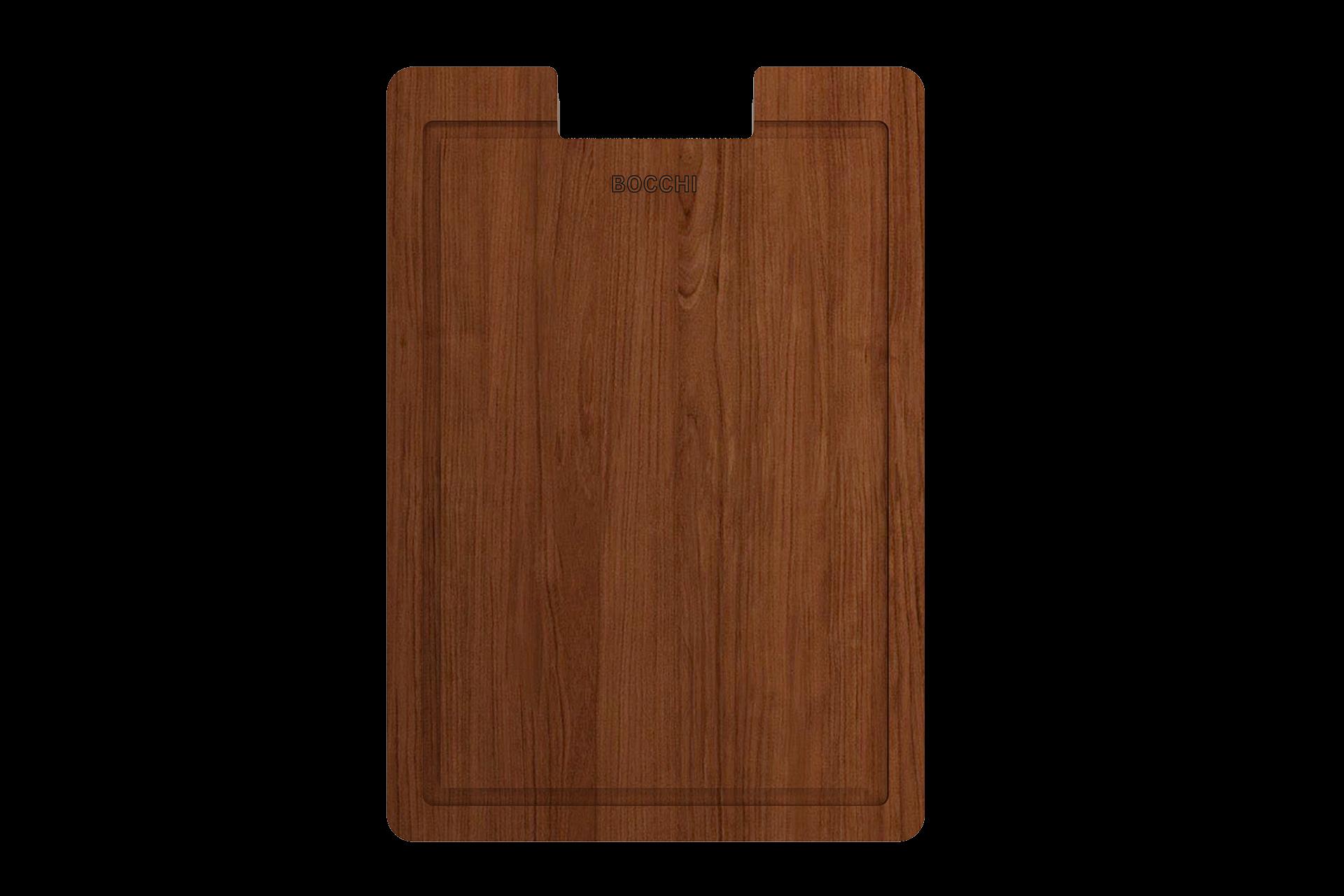 Wooden Cutting Board for BOCCHI STEP RIM fireclay kitchen ...